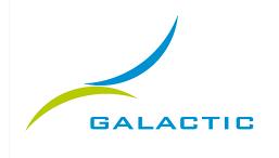 Logo GALACTIC España